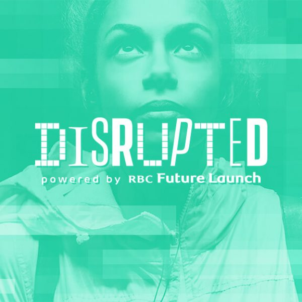 Disrupted - new thumb